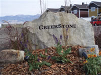 Neighborhood Stone